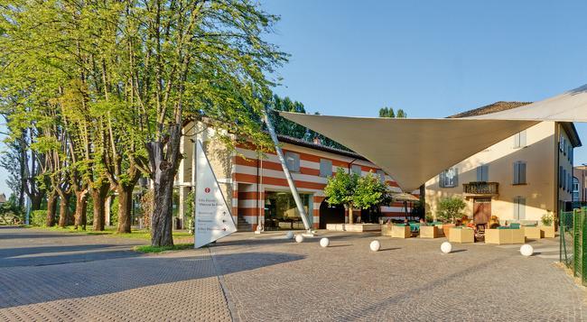 CDH Hotel Villa Ducale - Parma - Building