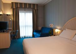 CDH Hotel Villa Ducale - Parma - Kamar Tidur