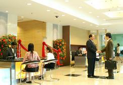 Hotel Royal @ Queens - Singapura - Lobi