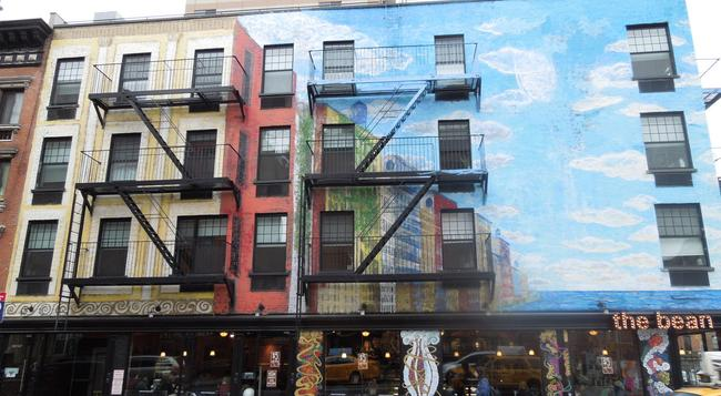 East Village Hotel - New York - Building