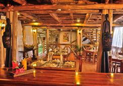 Palo Alto Bed & Breakfast - Puerto Princesa - Restoran