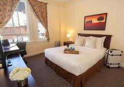 Hotel 32One - San Francisco - Kamar Tidur