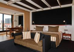 U232 Hotel - Barcelona - Kamar Tidur