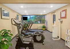 Ramada Plaza Charlotte Airport Hotel and Conferenc - Charlotte - Gym