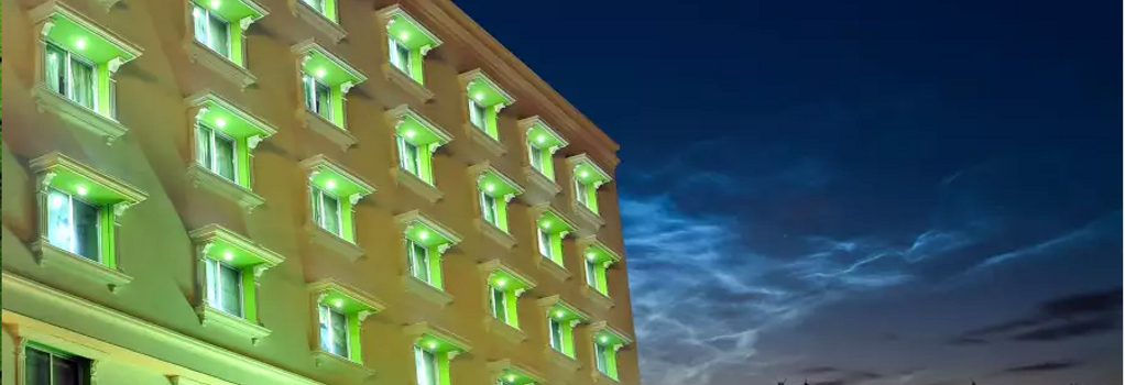 Sandhya Hotel - Hyderabad - Building