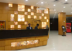 Sandhya Hotel - Hyderabad - Resepsionis