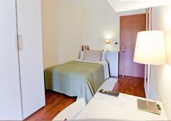 Rooms Rent Vesuvio Bed & Breakfast - Napoli - Kamar Tidur