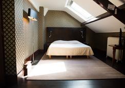 Le Grand Hotel Tours - Tours - Kamar Tidur