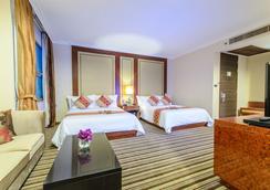 The Berkeley Hotel Pratunam - Bangkok - Kamar Tidur