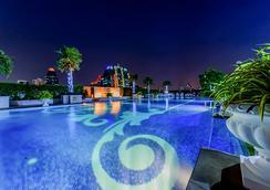 The Berkeley Hotel Pratunam - Bangkok - Kolam