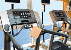 Grand Nile Tower - Kairo - Gym