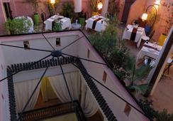 Riad Al Badia - Marrakesh - Restoran