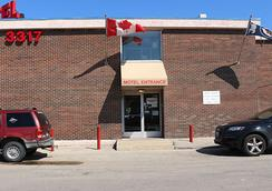 Kirkfield Motor Hotel - Winnipeg - Bangunan