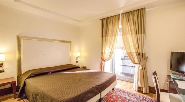 The Strand Hotel - Rome - Bedroom