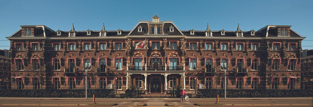 Hampshire Hotel - The Manor Amsterdam - Amsterdam - Building