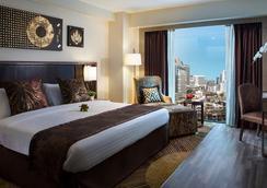 Grand Swiss Sukhumvit 11 by Compass Hospitality - Bangkok - Kamar Tidur