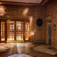 Macdonald Burlington Hotel Interior Entrance
