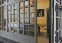 Brick Design Hotel - Moskwa - Restoran