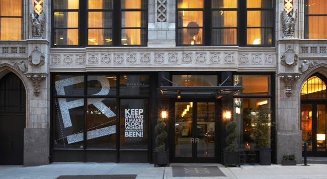 Refinery Hotel - New York - Building