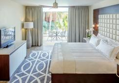 Floris Suite Hotel - Spa & Beach Club - Adults Only - Willemstad - Kamar Tidur
