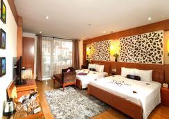 Golden Palace Hotel - Hanoi - Kamar Tidur