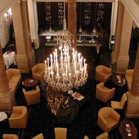 Ambassador Hotel Lobby Lounge