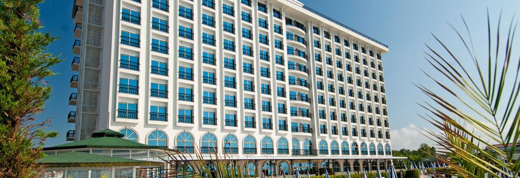 Harrington Park Resort - Antalya - Building
