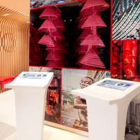 OZO Wesley Hong Kong Check-in/Check-out Kiosk