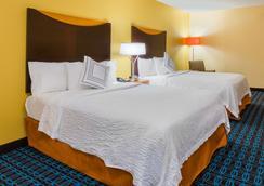 Fairfield Inn & Suites Mobile - Mobile - Kamar Tidur