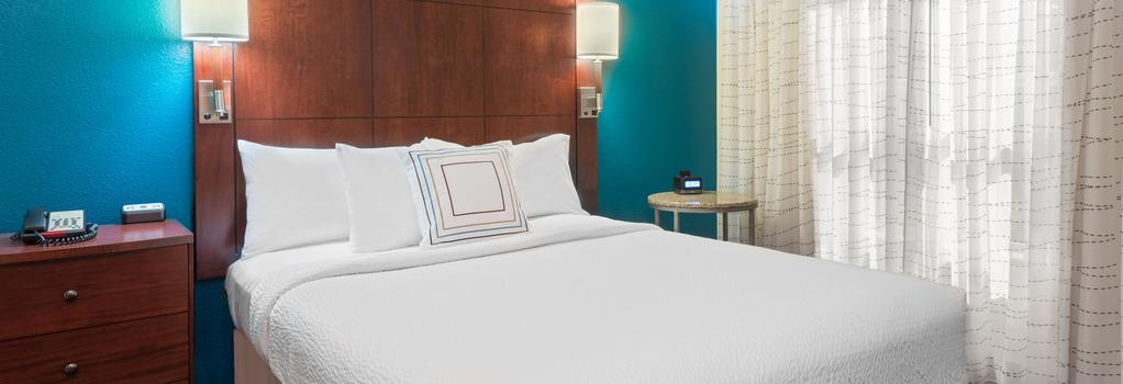 Residence Inn Tallahassee North/I-10 Capital Circle - Tallahassee - Bedroom