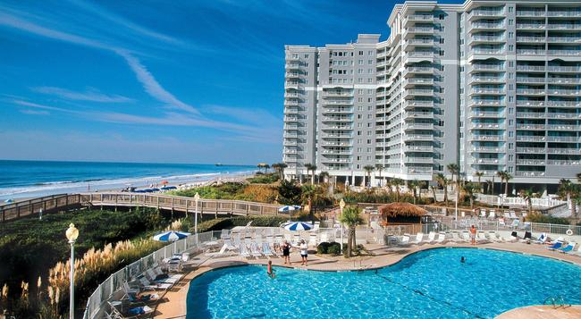Sea Watch Resort - Myrtle Beach - Building