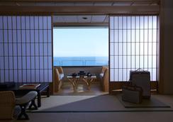 Wakamatsu Hot Spring Resort - Hakodate - Kamar Tidur