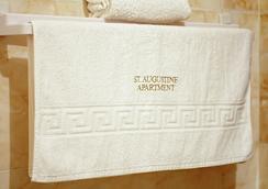 St Augustine Apartment & Hotel - Kigali - Kamar Mandi