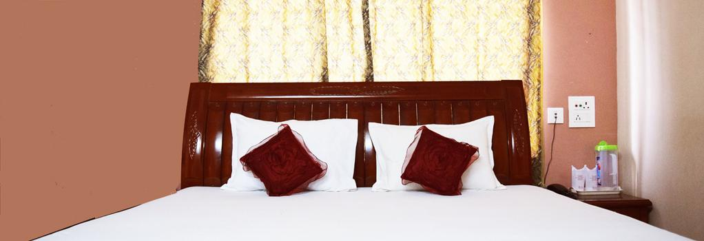 Hotel Avisha - Kolkata - Bedroom