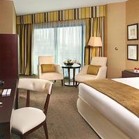 Roda Al Bustan Hotel Guest room