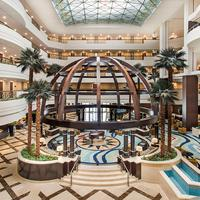 Roda Al Bustan Hotel Lobby