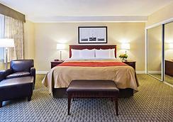 Comfort Hotel Downtown - Toronto - Kamar Tidur