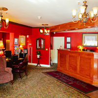 Inn at St John Lobby