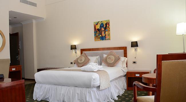 Kenenisa Hotel - Addis Ababa - Bedroom
