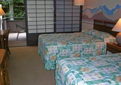 The Breakers Hotel - Honolulu - Kamar Tidur
