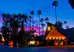Caliente Tropics Hotel - Palm Springs - Bangunan