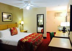 Caliente Tropics Hotel - Palm Springs - Kamar Tidur
