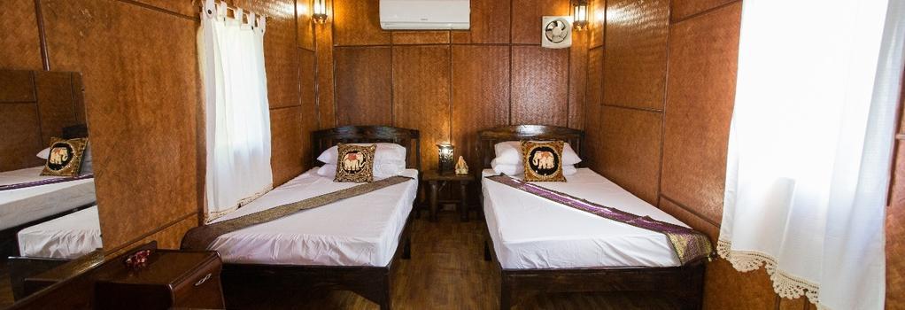 Racha Herb Gardens - Chiang Mai - Bedroom