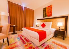 Imperial Suites - Doha - Kamar Tidur