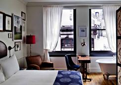 The Nomad Hotel - New York - Kamar Tidur