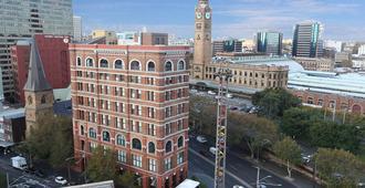 Wake Up! Sydney - Hostel - Sydney - Bangunan