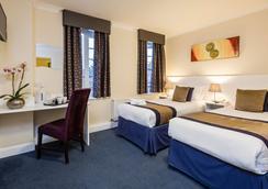 Kingsland Hotel - London - Kamar Tidur
