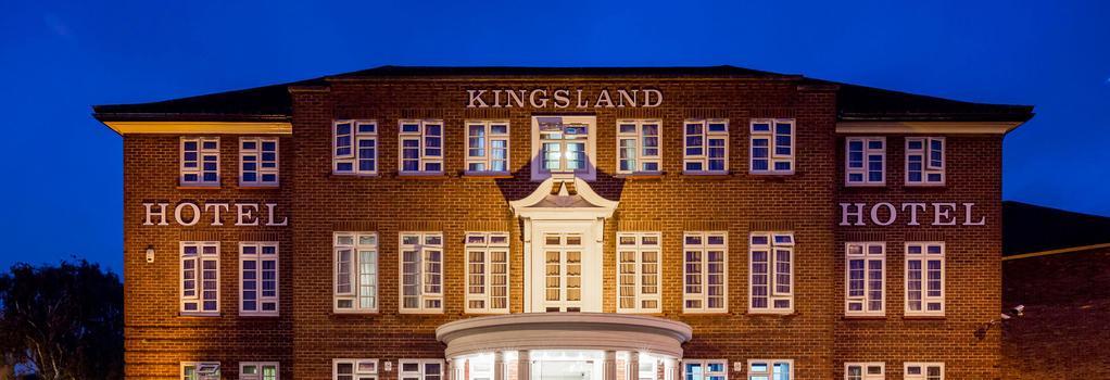 Kingsland Hotel - London - Building