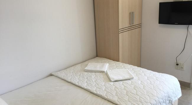 Galaxy Hotel & Capsule - Ho Chi Minh City - Bedroom