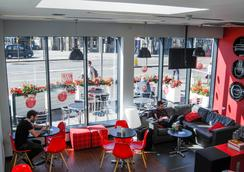Haymarket Hub Hotel - Edinburgh - Restoran